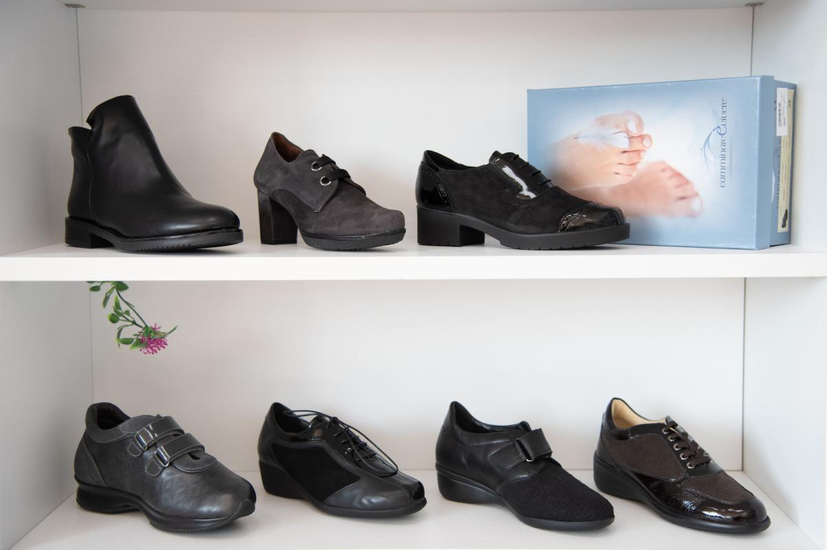 Nuova collezione calzature ortopediche Autunno/Inverno