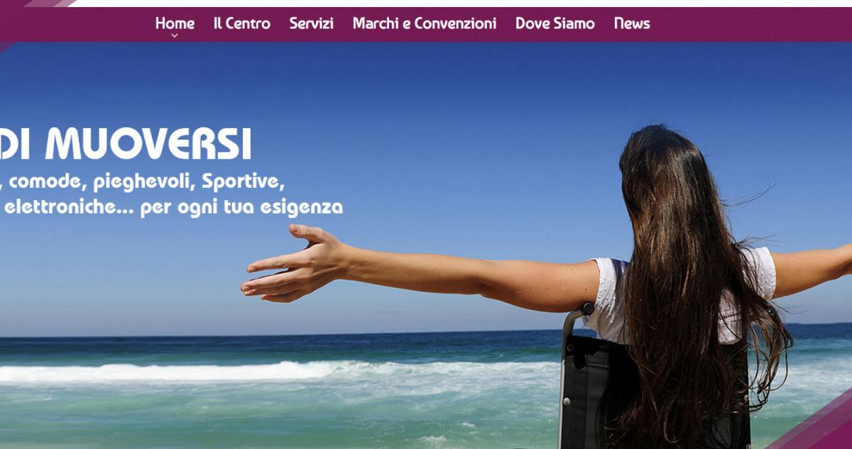 Il nuovo sito del Centro Ortopedico Sant'Andrea