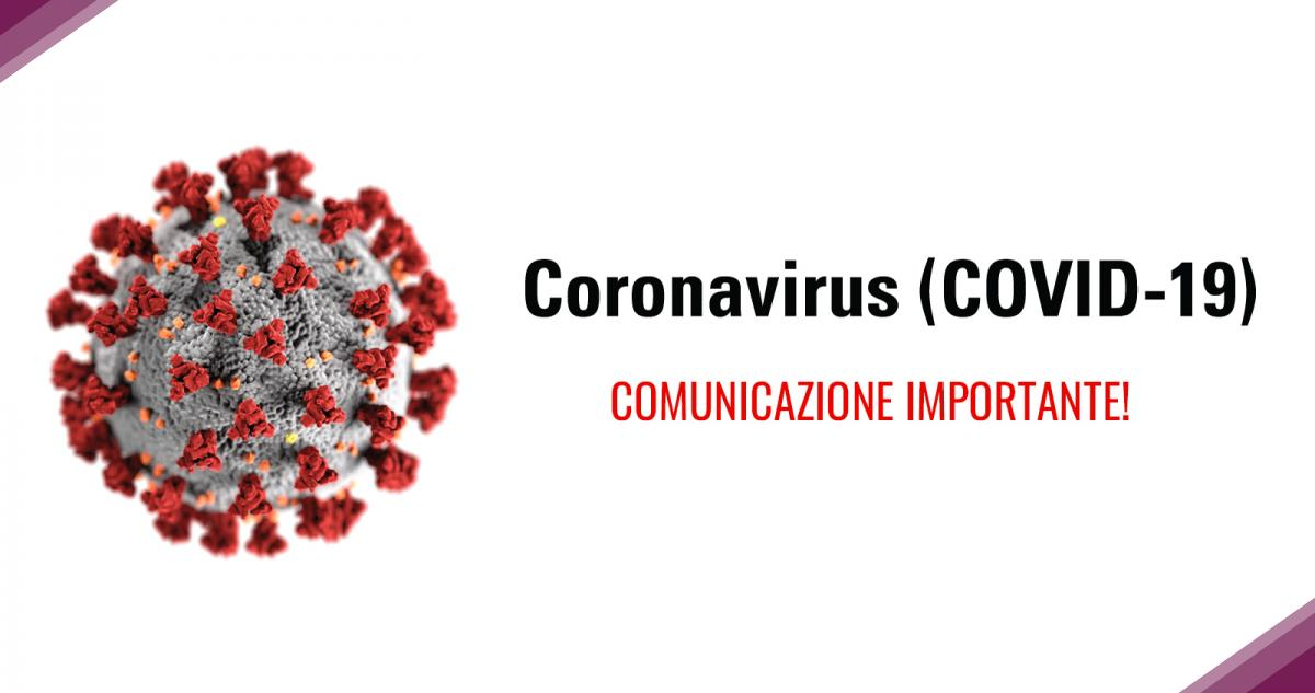 Comunicazione Covid-19