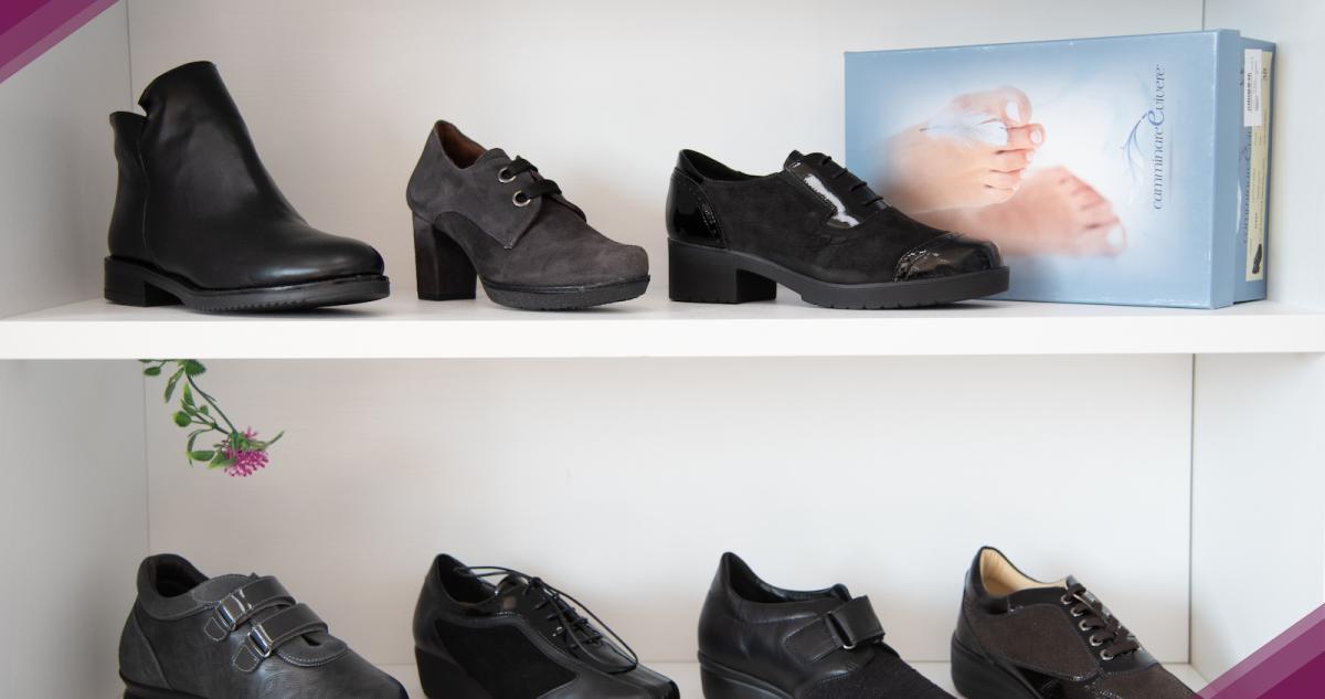 Nuova collezione di scarpe ortopediche