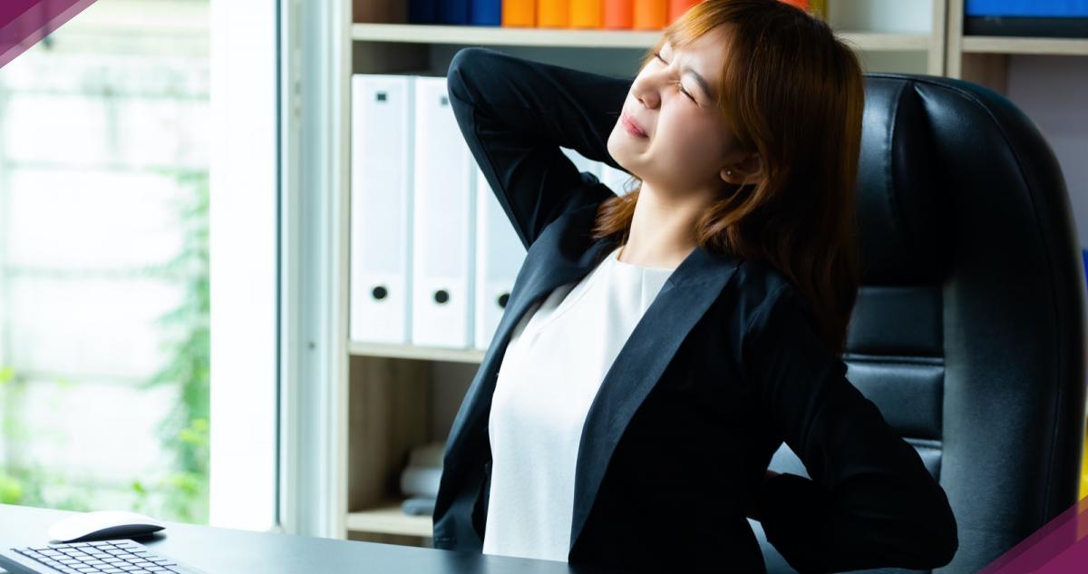 Lo smart working ha peggiorato la nostra postura!