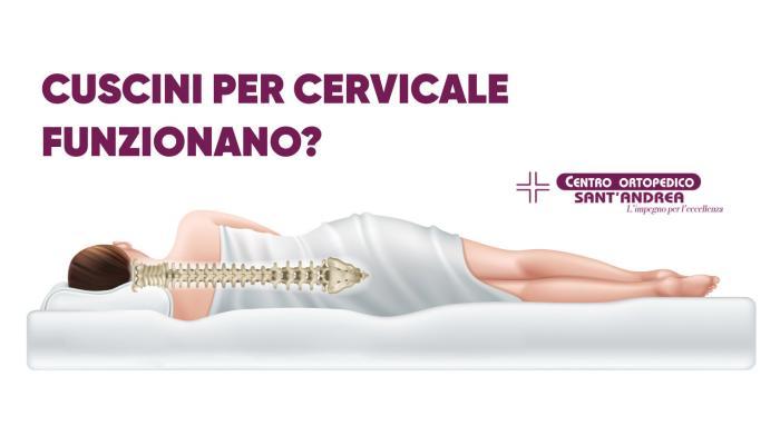 Il Cuscino per Cervicale Funziona?