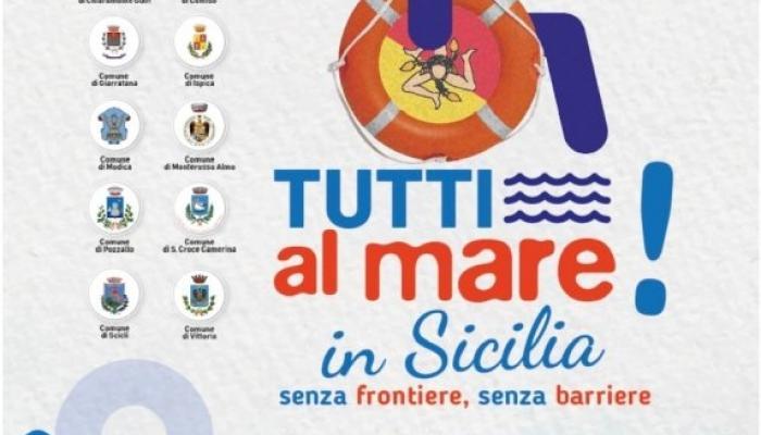 Tutti al Mare in Sicilia - Spiagge Accessibili 2021